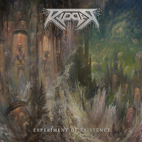 Ripper ‎– Experiment Of Existence CD