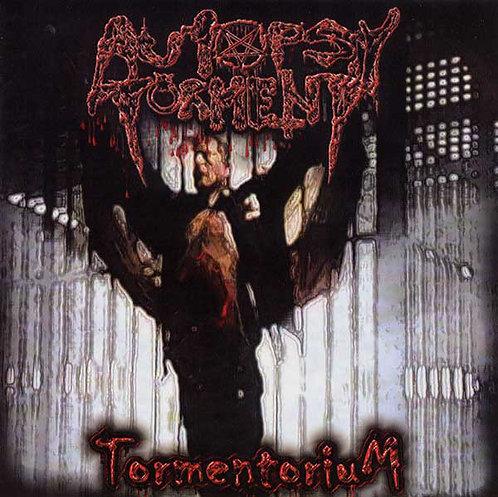 Autopsy Torment - Tormentorium LP