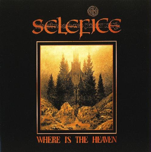 Selefice – Where Is The Heaven CD