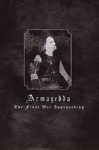 Armagedda ‎– The Final War Approaching TAPE