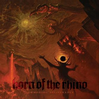 Horn of the Rhino - Summoning Deliverance CD