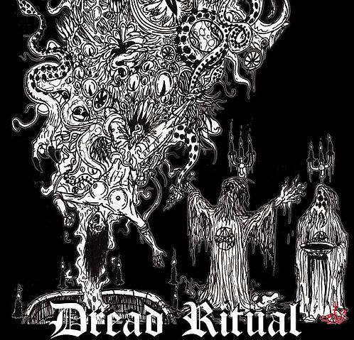 """Church of Disgust – Dread Ritual 7""""EP"""