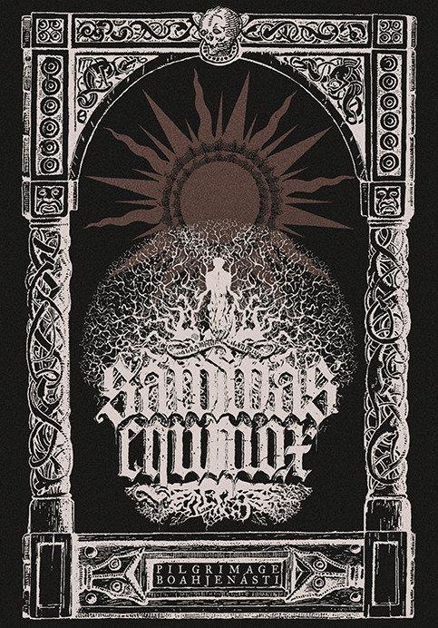 Sammas' Equinox - Pilgrimage / Boahjenásti LP (Black Vinyl)