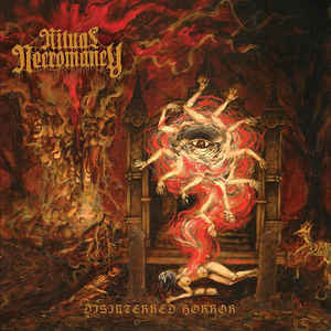 Ritual Necromancy - Disinterred Horror CD