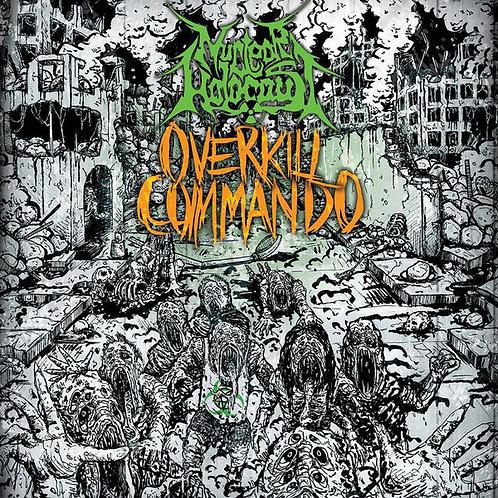 Nuclear Holocaust - Overkill Commando CD