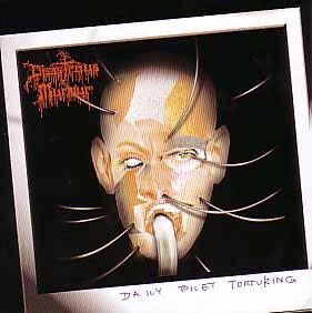 """Disastrous Murmjur - Daily Toilet Torturing 7""""EP (KS)"""