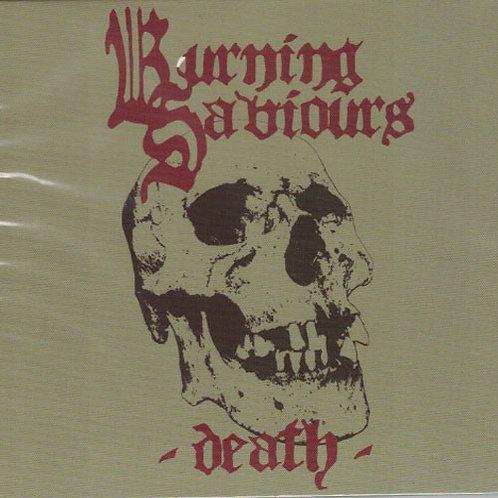Burning Saviours - Death DIGI-CD