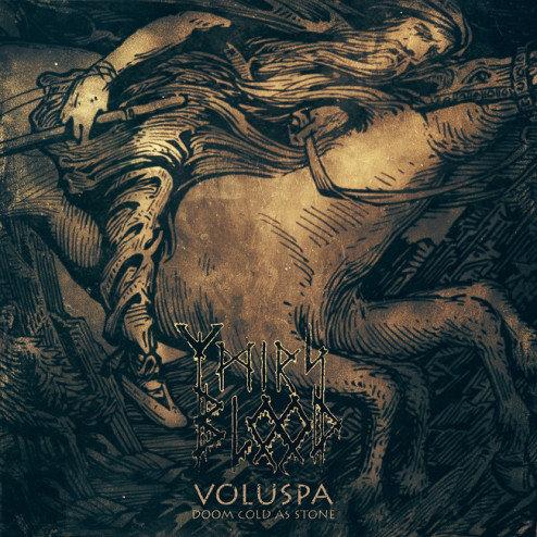 Ymir's Blood - Voluspa: Doom Cold As Stone Digi-CD