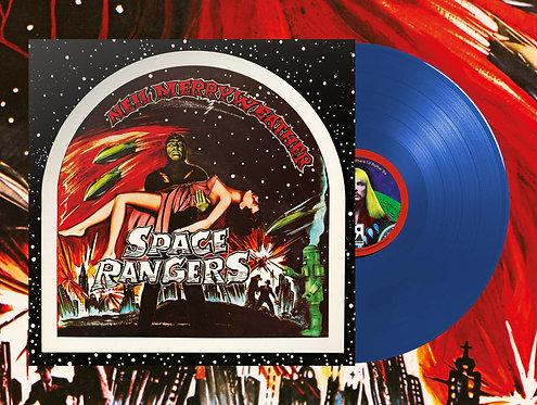 Neil Merryweather & the Space Rangers - Space Rangers LP (Blue Vinyl)