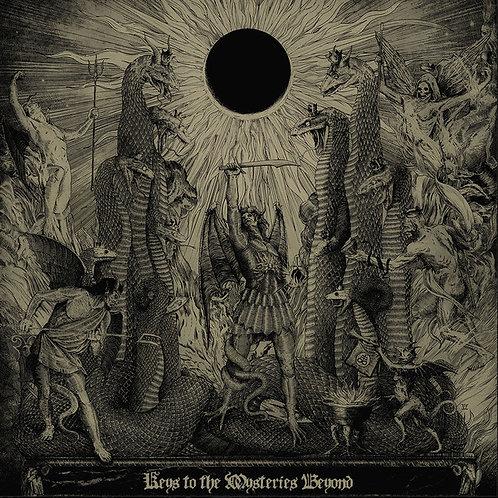Grafvitnir - Keys to the Mysteries Beyond LP (Gold Vinyl)
