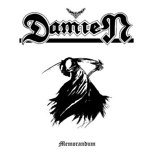 Damien – Memorandum 2xLP