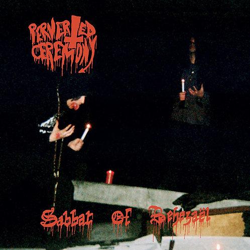 Perverted Ceremony - Sabbat Of Behezaël LP (Black Vinyl)