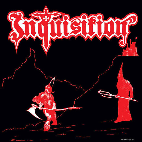 Inquisition - Anxious Death / Forever Under CD