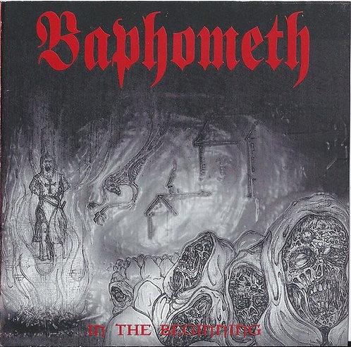 Baphometh – In The Beginning CD