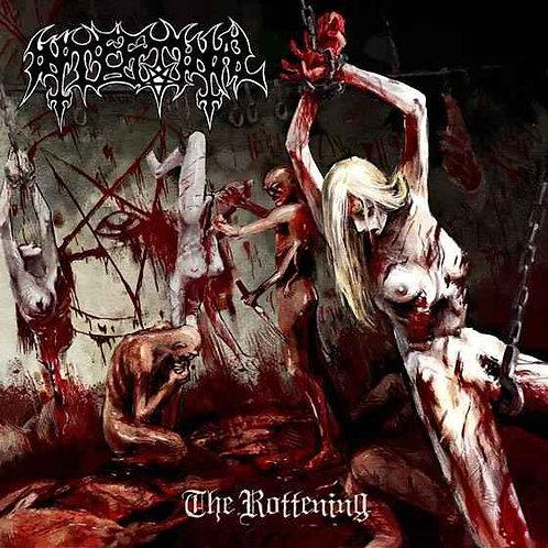 Intestinal - The Rottening CD