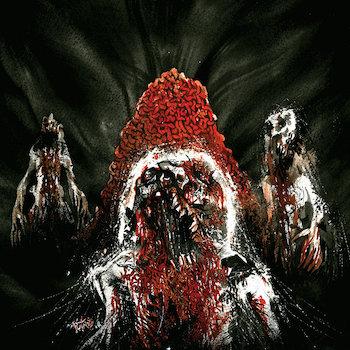 Nekrofilth - Worm Ritual LP (Olive Green/Black Vinyl)