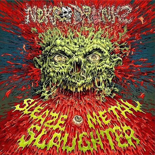 """Nekro Drunkz – Sleaze Metal Slaughter 7""""EP"""