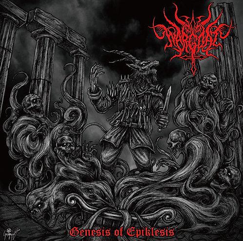 Wargoat - Genesis Of Epiklesis CD