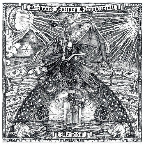 Darkened Nocturn Slaughtercult - Mardom CD (KS)