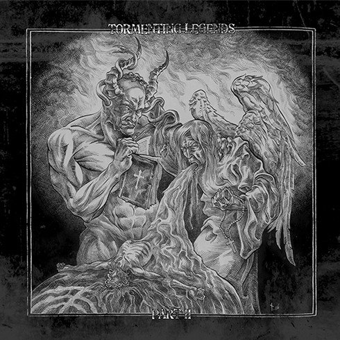 Various – Tormenting Legends Part II DIGI-CD