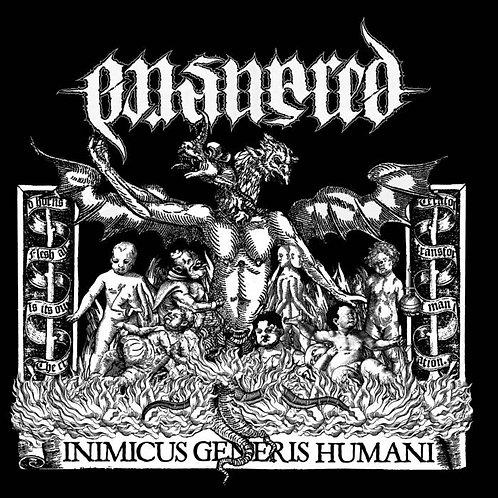 Ensnared - Inimicus Generis Humani CD
