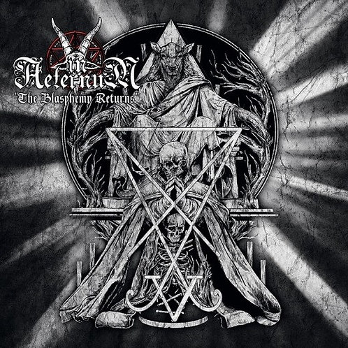 "In Aeternum - The Blasphemy Returns 10"" EP (KS)"