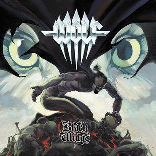 Wolf - Black Wings CD