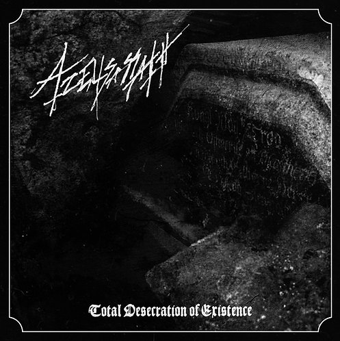 Azelisassath ‎– Total Desecration Of Existence CD
