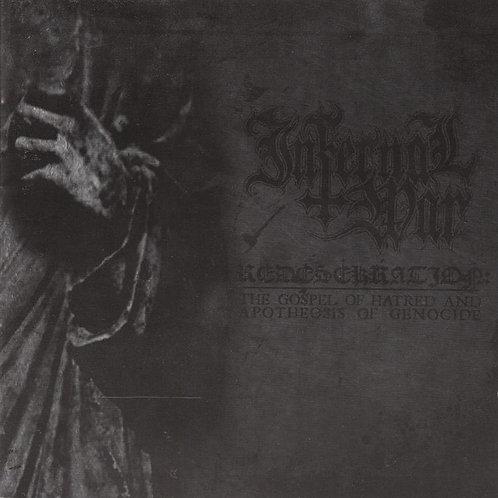Infernal War - Redesekration CD