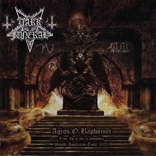 Dark Funeral – Agios O Baphomet CD