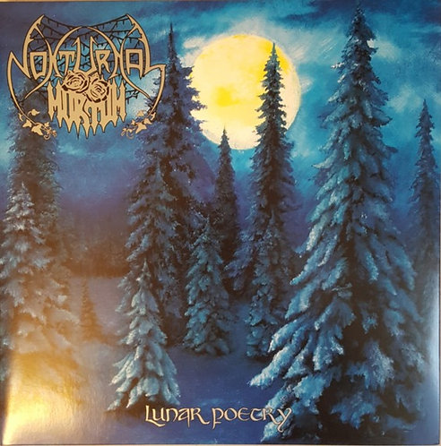 Nokturnal Mortum - Lunar Poetry LP