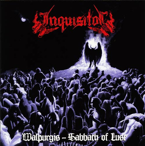 Inquisitor - Walpurgis - Sabbath of Lust 2xCD