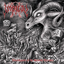Impiety ‎– Worshippers Of The Seventh Tyranny DIGI-CD