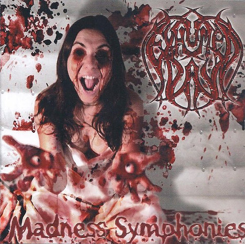 Exhumed Day - Madness Symphonies CD