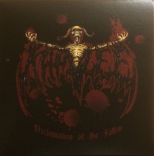 "Kam Lee - Reclamation of the Fallen 7""EP"