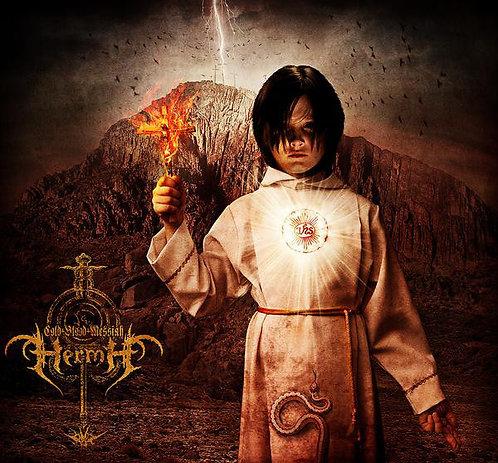 Hermh - Cold+Blood+Messiah CD/DVD