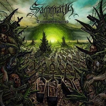 Sammath - Triumph in Hatred CD