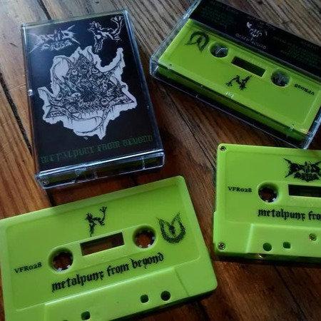 Acid Cross / Sardu – Metalpunx From Beyond TAPE