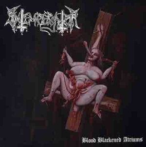 "Intemperator – Blood Blackened Atriums 7""EP"