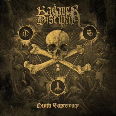Kadaverdisciplin - Death Supremacy CD