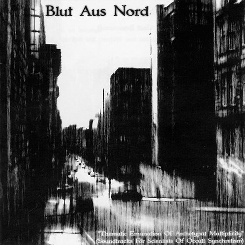 Blut Aus Nord – Thematic Emanation Of Archetypal Multiplicity LP