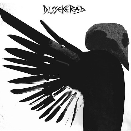 Dissekerad – Mörkret Tilltar LP