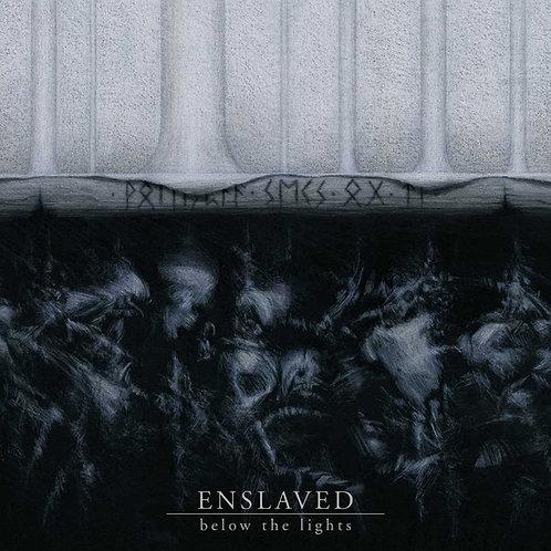 Enslaved - Below the Lights LP (Aqua Blue Marble Vinyl)