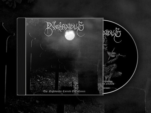Nefandus - The Nightwinds Carried Our Names CD (PRE-ORDER)