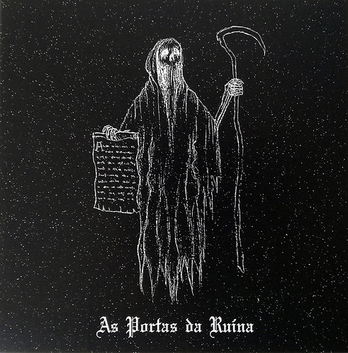 "Trono Além Morte - As Portas da Ruina 7""EP"