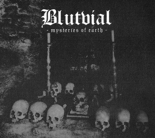 Blutvial - Mysteries of Earth DIGI-CD