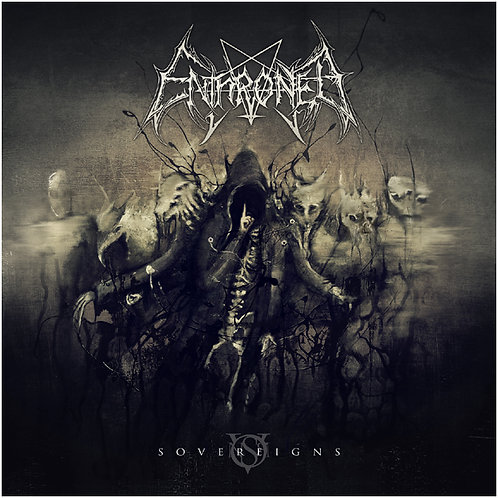 Enthroned - Sovereigns DIGI-CD