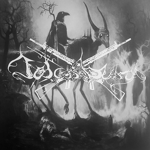 Totenburg - Pestpogrom LP