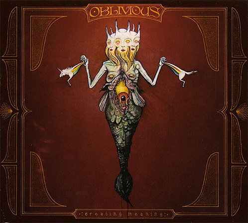 Oblivious - Creating Meaning DIGI-CD