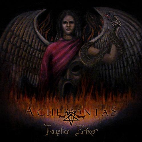 Acherontas - Faustian Ethos DIGI-CD